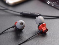 M3 Wired earbuds headset Manufacturers Metal