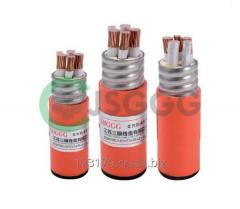 Mineral-insulatedMetal sheath Flexible Fire-proof Cable