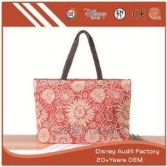Floral Print Handbags