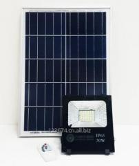 30W Outdoor Lighting Solar Floodlight for Square