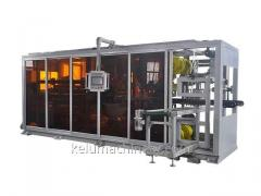 4in1 Thermoforming Machine