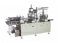Plastic Lid Making Machine