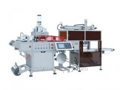 SP-760/540 BOPS Automatic Pressure Thermoforming machine