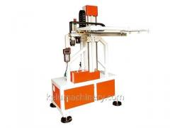 Servo Controlled Robot for Thermoforming Machine