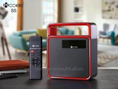 S5 Portable Wireless Speaker Multimedia Speakers Wholesaler Bluetooth Wireless Speakers For Handset, Tablets, Computer, Notebook
