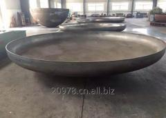 ASME/ANSI Stainless Steel Dish Head In Gas Condenser