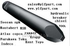 Sandvik BR7013 rammer G130 hydraulic hammer rock breaker chisel