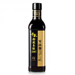 S-6 Qianhe_ zero added 380 days Special grade soy sauce 500ml