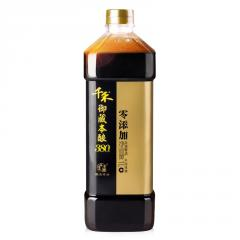 S-7 Qianhe_ zero added 380 days Special grade soy sauce 1000ml