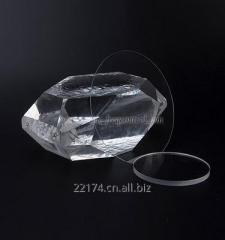 Single Crystal Quartz Wafers
