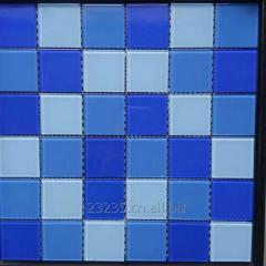 Swimming pool mosaic,china mingxin mosaic factory,glass mosaic tile