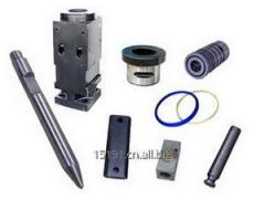 Soosan SB121 cylinder front head back head chisel seal kits front cover ring bush diaphragm parts for excavator hydraulic breaker