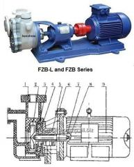 FZB Self priming chemical industry centrifugal
