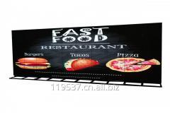 Linkable Digital LED Poster display