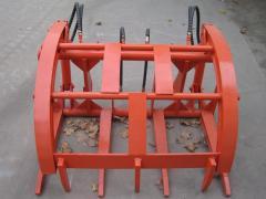 Wheel Loader Grapple
