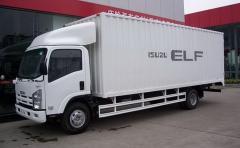 Isuzu 700P ELF van lorry truck