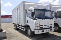 Isuzu 700P van truck cargo van truck