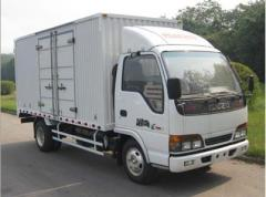 Isuzu 600P van truck
