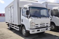 Isuzu Elf van truck 7Tons