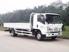 Isuzu 700P ELF single cabin cargo truck