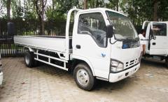 Isuzu 600p elf single cabin cargo goods lorry truck