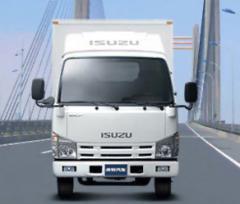 Isuzu 100P truck chassis ELF cargo truck chassis