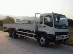 Isuzu 6x4 cargo truck lorry truck