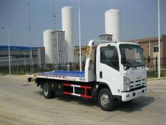 Isuzu 700P elf road rescue truck road wrecker truck