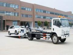 Isuzu 700P elf Flatbed Tow Truck