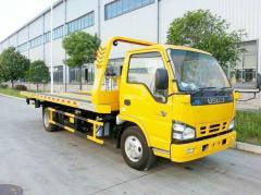 Isuzu Elf road wrecker truck 7Tons