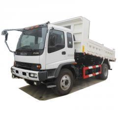 Isuzu 4x2 FVR dumper truck for sale