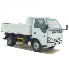 Isuzu 600p mini sand dump truck