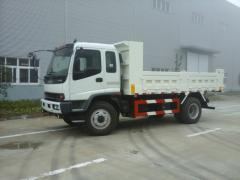 Isuzu 4x2 FVR tipper truck