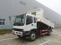 Isuzu 4x2 FVR dumper truck construction truck