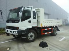 Isuzu 4x2 FVR dump truck
