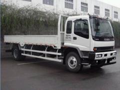 Isuzu 4x2 tipper truck dump truck