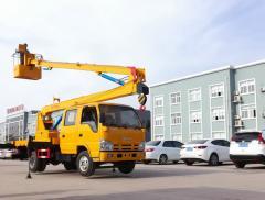 Isuzu Elf 600P high altitude truck platform truck