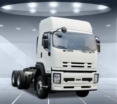 Isuzu Towing head semi trailer head