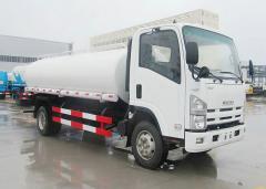 Isuzu 700P watering truck 10000L