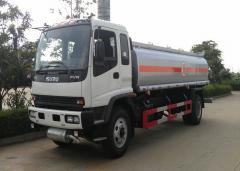 Isuzu FVR oil tanker truck 10000L