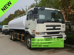 Nissan water tanker truck 22000L
