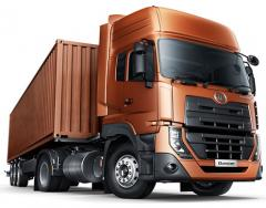 Nissan UD Quester GKE tractor truck 4x2