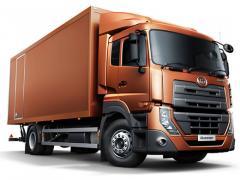 Nissan Quester CKE cargo truck details