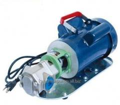 WCB Series portable gear oil transfer pump