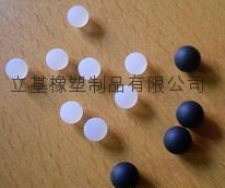 Oil-and-petrol-resistant rubber articles,