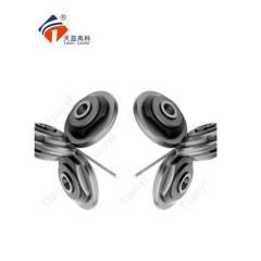 3 Dimensional Tungsten Carbide Roller