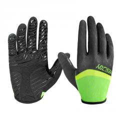 Wholesale full finger bicycle hand road bike cycling mountain bike gloves manufacturer