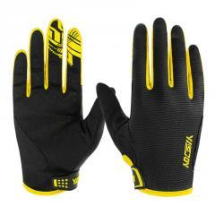 Hot selling comfortable riding racing motocross sports gloves best men women dirt bike MTB MX ATV gloves supplier