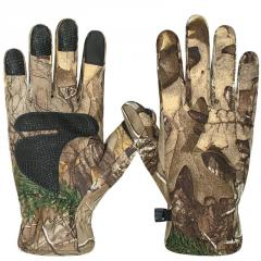Best selling hunting shooting gloves waterproof camouflage camo hunting gloves