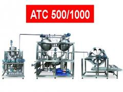 Automatic Toffee Cooking Equipment ATC 500/1000